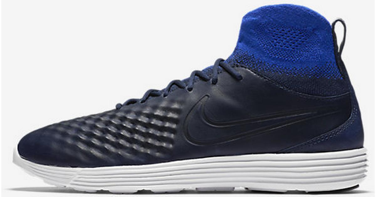 detailed look 9d097 30ab7 Nike Lunar Magista II Flyknit (852614 400) - Hitta bästa pris, recensioner  och produktinfo - PriceRunner