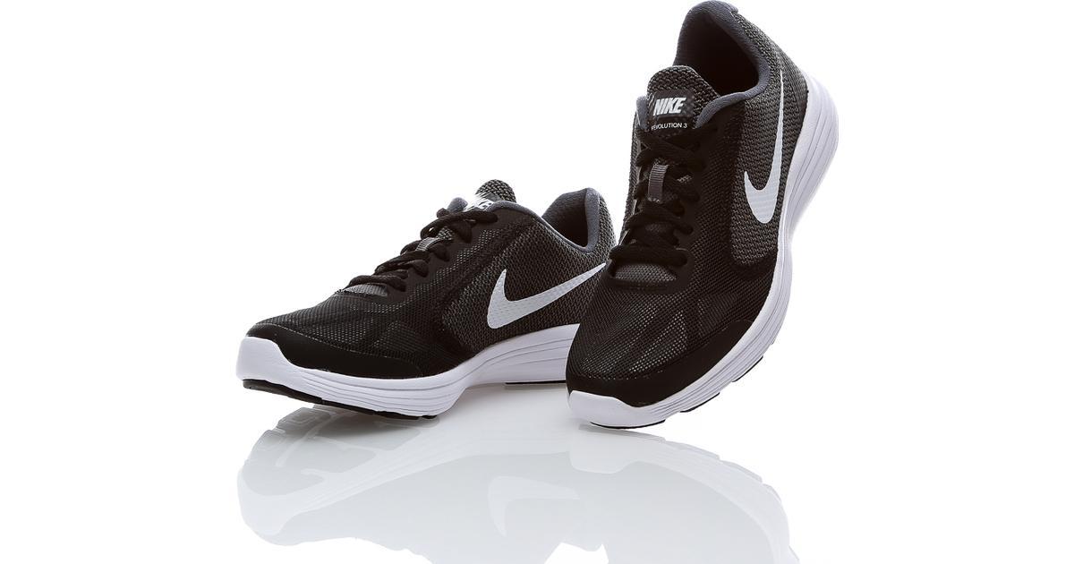 818bf438dde9 Nike Revolution 3 (GS) Black Grey - Sammenlign priser hos PriceRunner