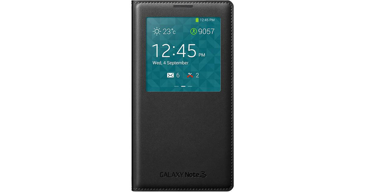 Samsung S View Cover (Galaxy Note 3) - Hitta bästa pris e1787d2b7f85e