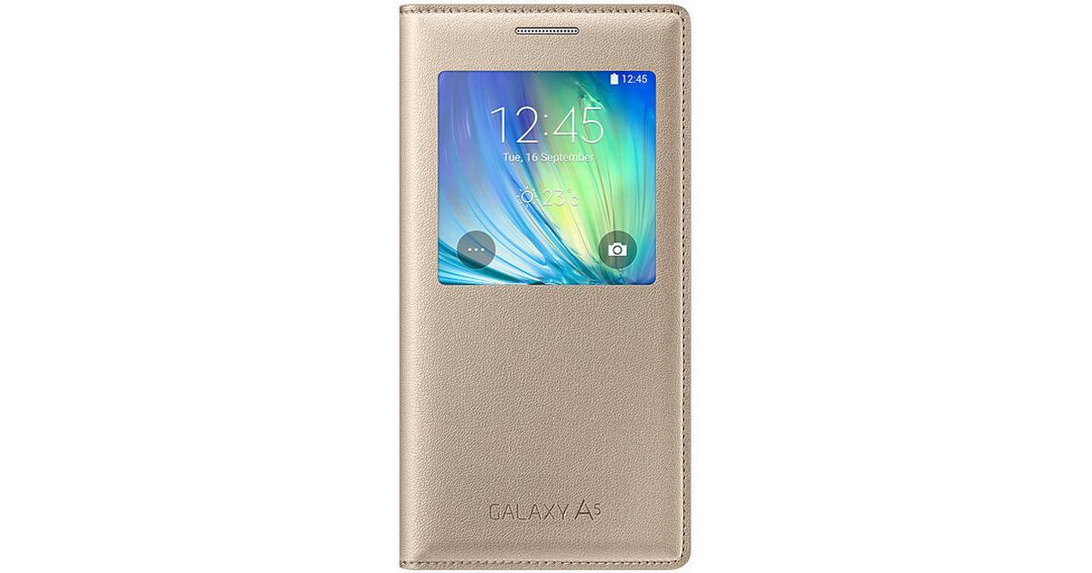 Samsung S View Cover (Galaxy A5) - Hitta bästa pris 76c2b853673e3