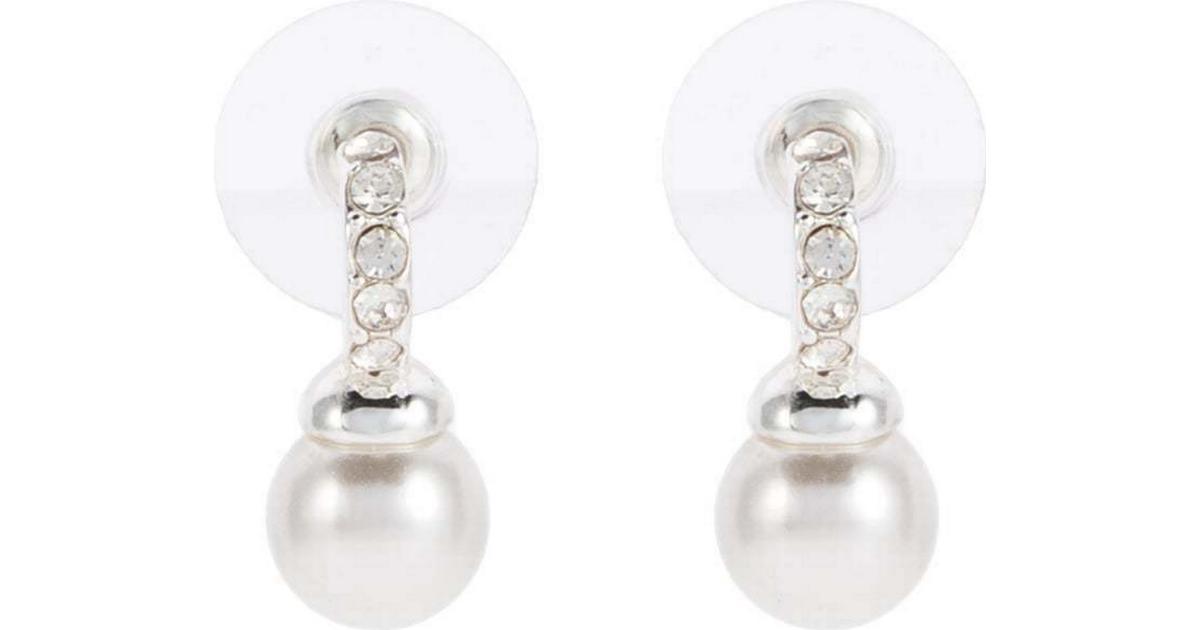 Snö of Sweden Astrid Earrings Metal Silver Plated (1SN51E019-A11) - Hitta  bästa pris 2b6dded864d4b
