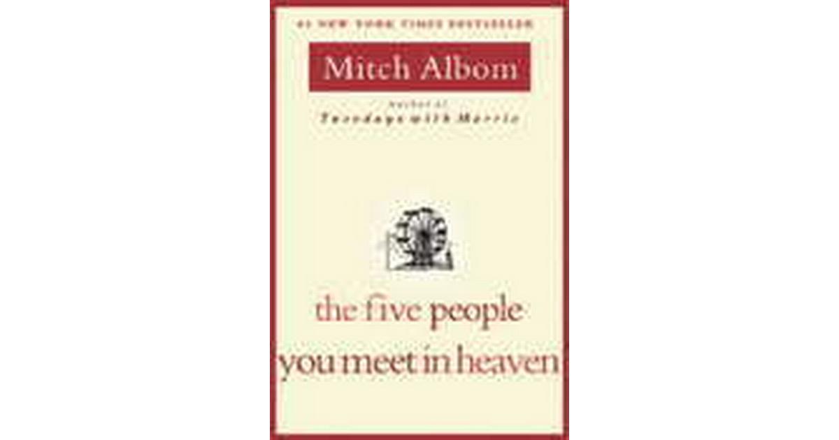 The five people you meet in heaven (Pocket ee733da0949f6