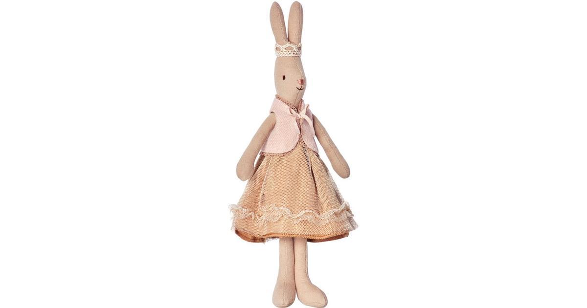 43ebf0e7f5d Maileg Kanin Mini Rabbit Prinsesse Filippa - Sammenlign priser hos  PriceRunner