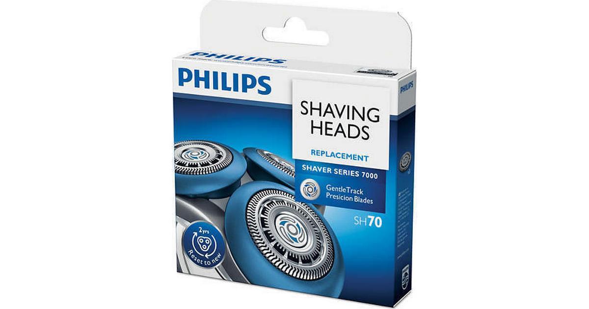 Philips Series 7000 SH70 Shaver Head - Hitta bästa pris be25a7d76b2b9
