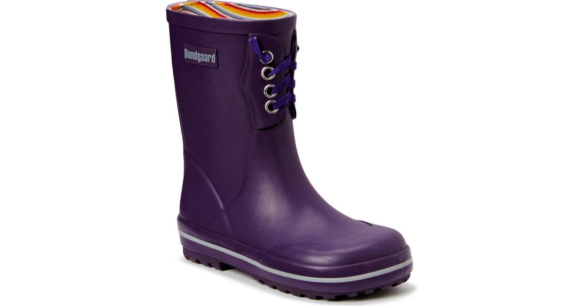 5af4afc2ded Bundgaard Classic Rubber Boots - Purple - Sammenlign priser hos PriceRunner
