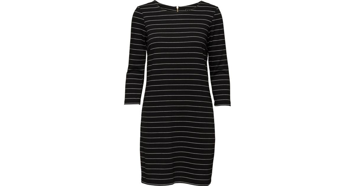 4fc23a1d Vila Vitinny New Dress-Noos - Black - Sammenlign priser hos PriceRunner