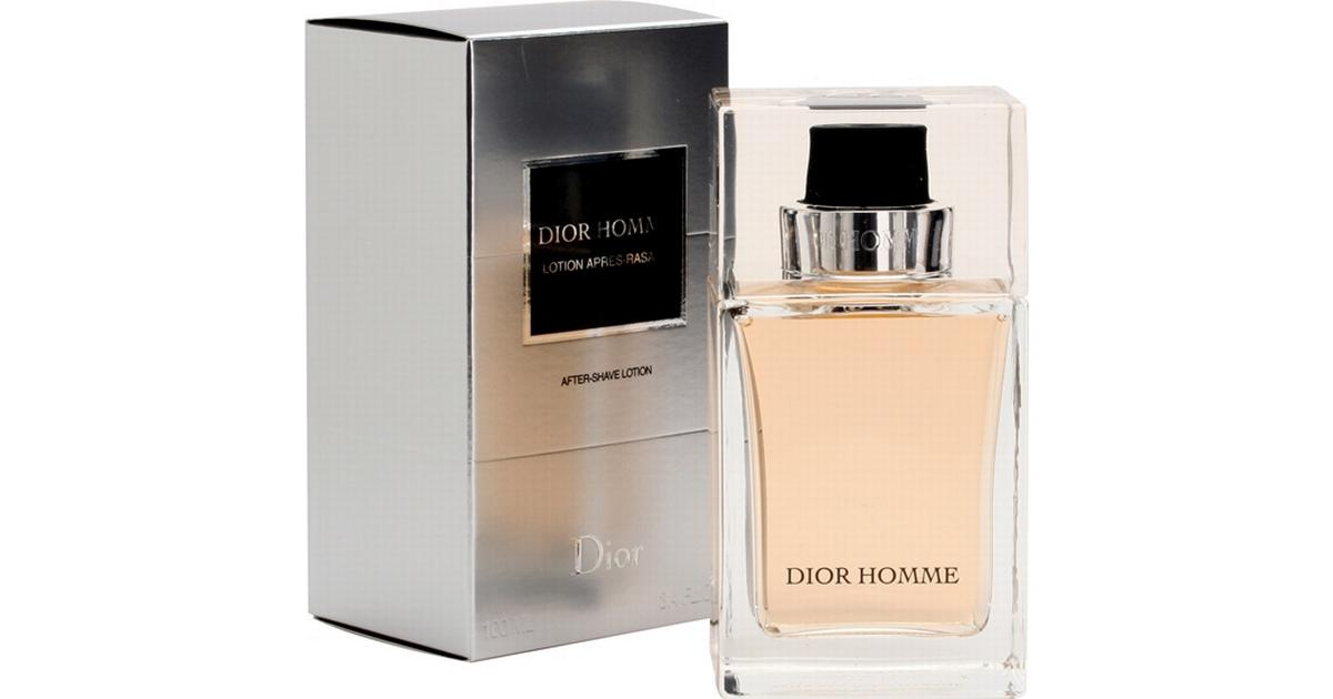 97706d137e99 Christian Dior Homme Aftershave 100ml - Sammenlign priser hos PriceRunner