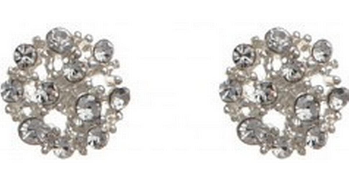Snö of Sweden Monroe Zinc Silver Plated Earrings (521-6400012) - Sammenlign  priser hos PriceRunner 0d49b14e4e851