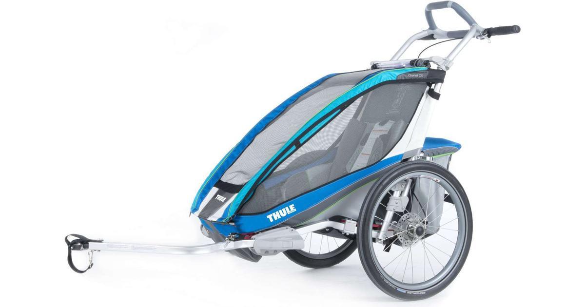 Thule Chariot CX 1 Joggingvagn - Hitta bästa pris och recensioner -  PriceRunner 5cd8b91a4ea5d