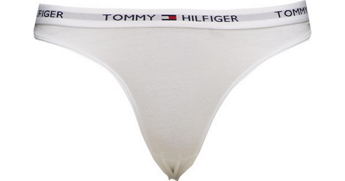 Tommy Hilfiger Cotton Thong White (1387906069) - Sammenlign priser hos  PriceRunner 0d53952500475
