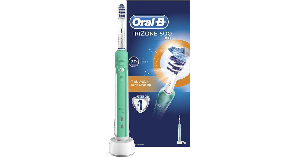 Oral-B TriZone 600 - Hitta bästa pris 3a3b46060b9e8