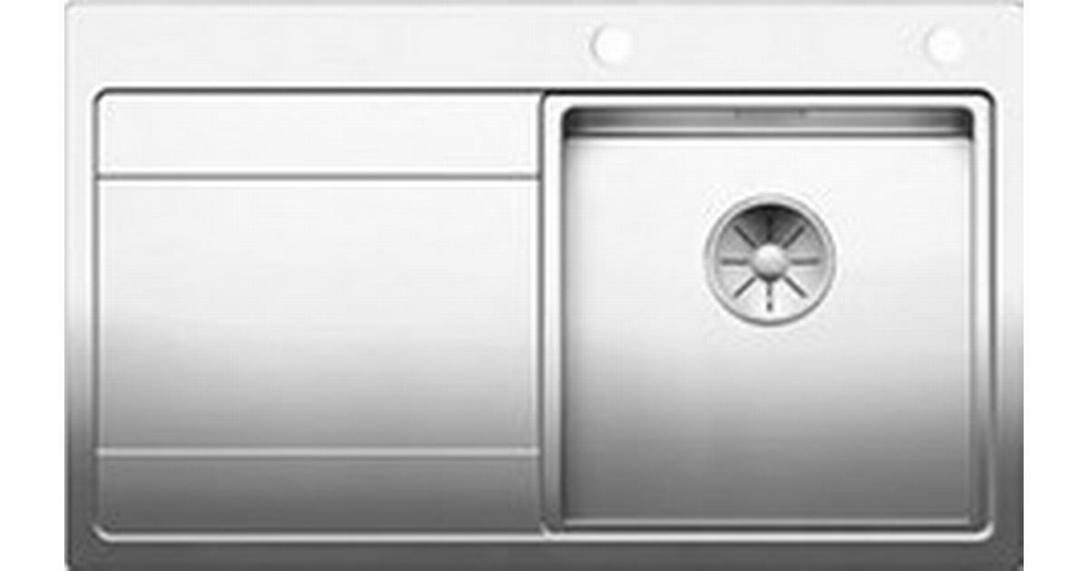 blanco divon ii 45 s if 519815 sammenlign priser hos pricerunner. Black Bedroom Furniture Sets. Home Design Ideas