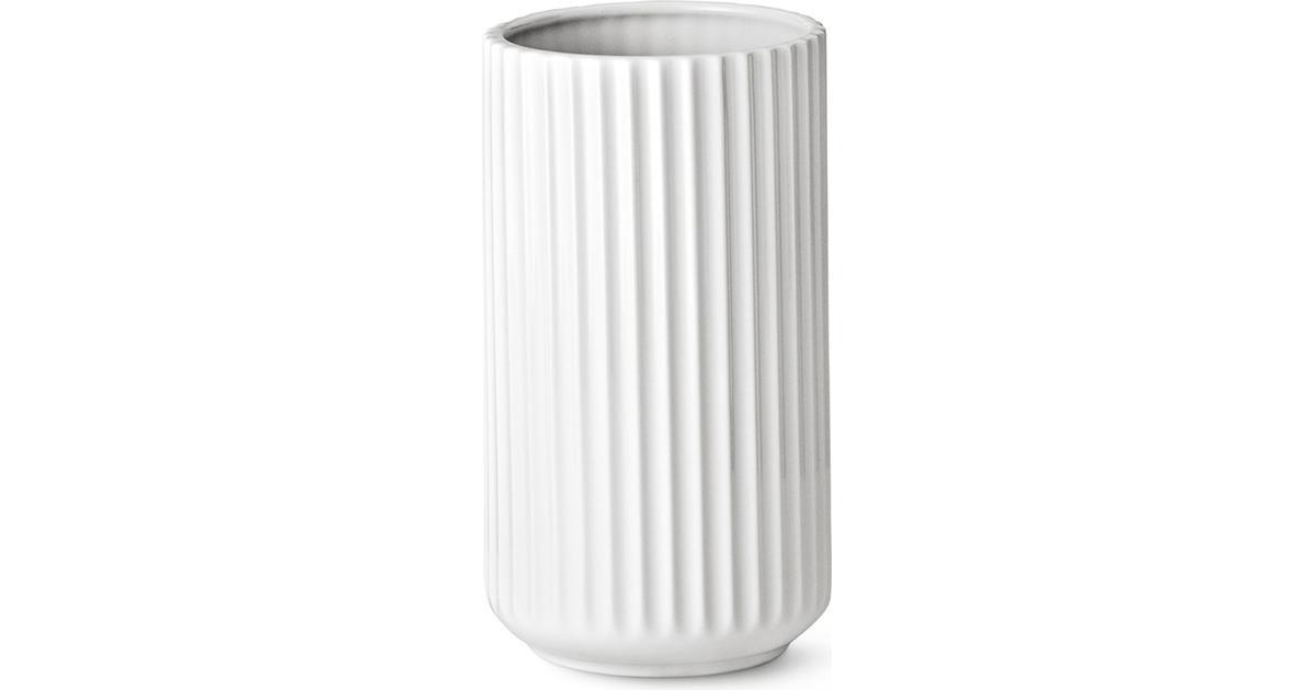 Utroligt Lyngby Vase 20cm - Sammenlign priser hos PriceRunner MB68