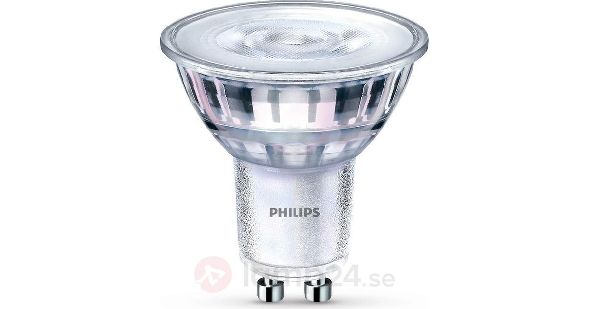 Philips LED Lamp 4W GU10 - Hitta bästa pris 018bf5343a4c8