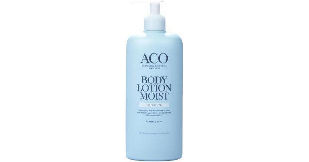 aco body lotion