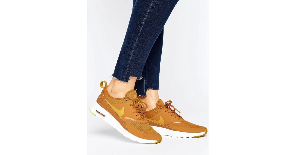 san francisco 836e6 76240 Nike Air Max Thea W (599409-701) - Hitta bästa pris, recensioner och  produktinfo - PriceRunner