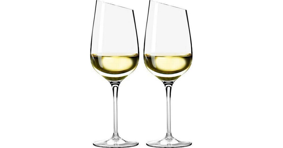 Modernistisk Eva Solo Riesling Hvidvinsglas 30 cl 2 stk - Sammenlign priser hos JG-02