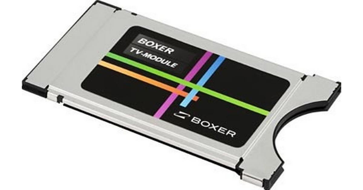 Nye Boxer CA-Modul MPEG4 - Hitta bästa pris, recensioner och SN-38