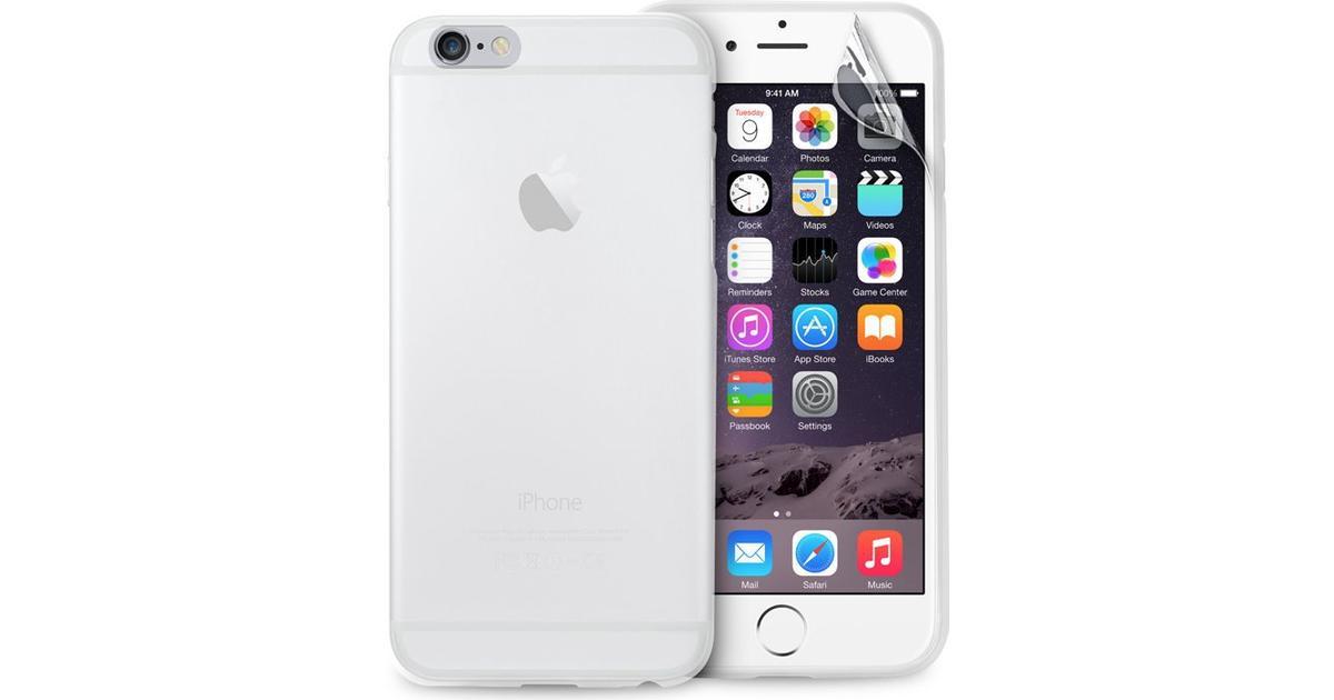 Puro Ultra Slim 0.3 (iPhone 6 Plus 6s Plus) - Hitta bästa pris ... b8e8a6acf88f1
