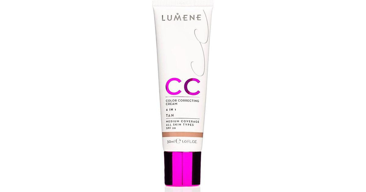 Tag: Lumene CC Color Correcting Cream   Makeup by Lina