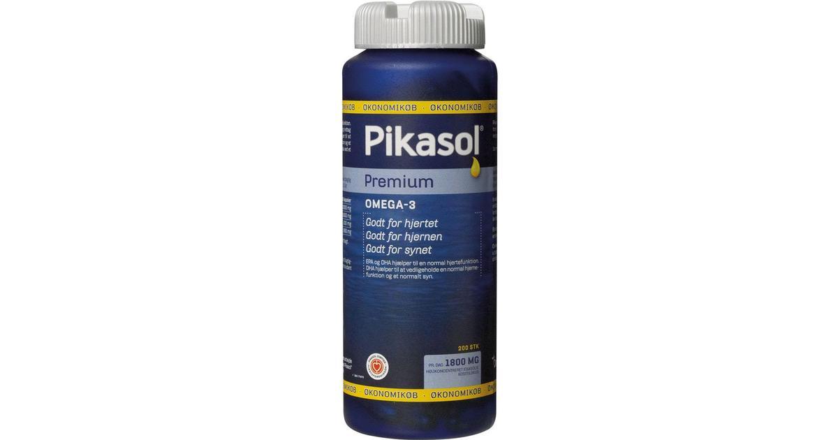 pikasol omega 3 pris