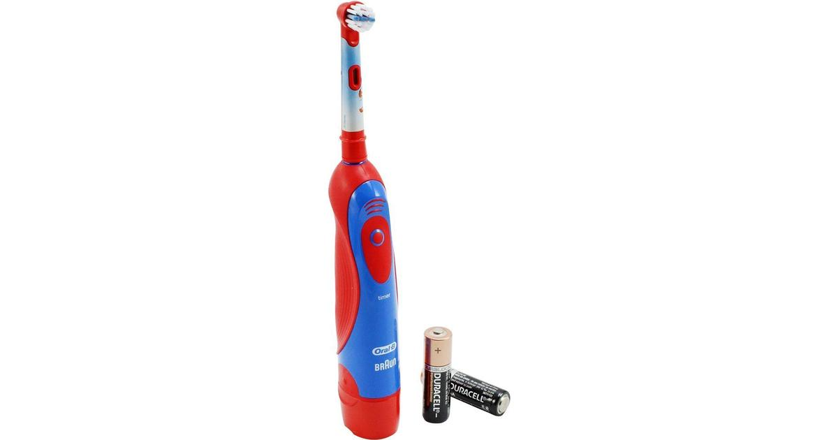 Oral-B Stages Power Kids Battery Disney Car 3+ - Sammenlign priser hos  PriceRunner 9af340585dec3