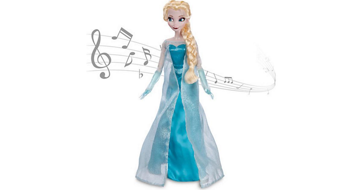 elsa från frost docka