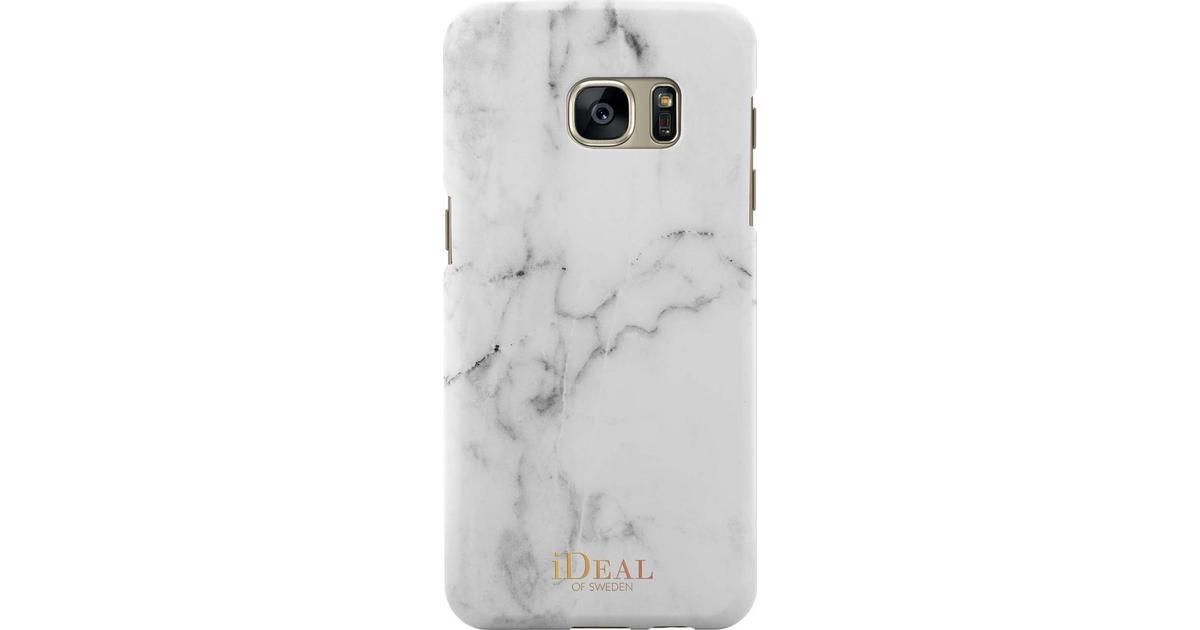 pretty nice 25fdb 8cd23 iDeal of Sweden Fashion Marble Case (Galaxy S7 Edge)
