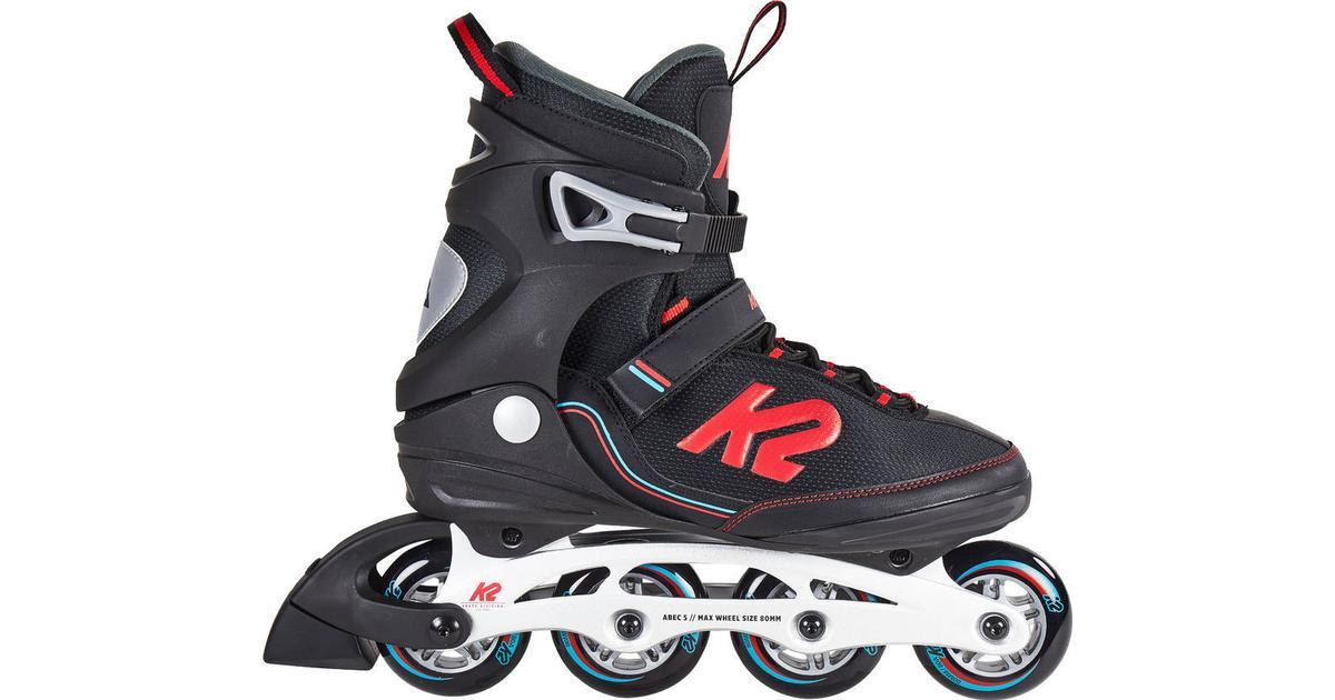 d2efbe4c377 K2 Skate Freedom 80 ALU M - Sammenlign priser hos PriceRunner