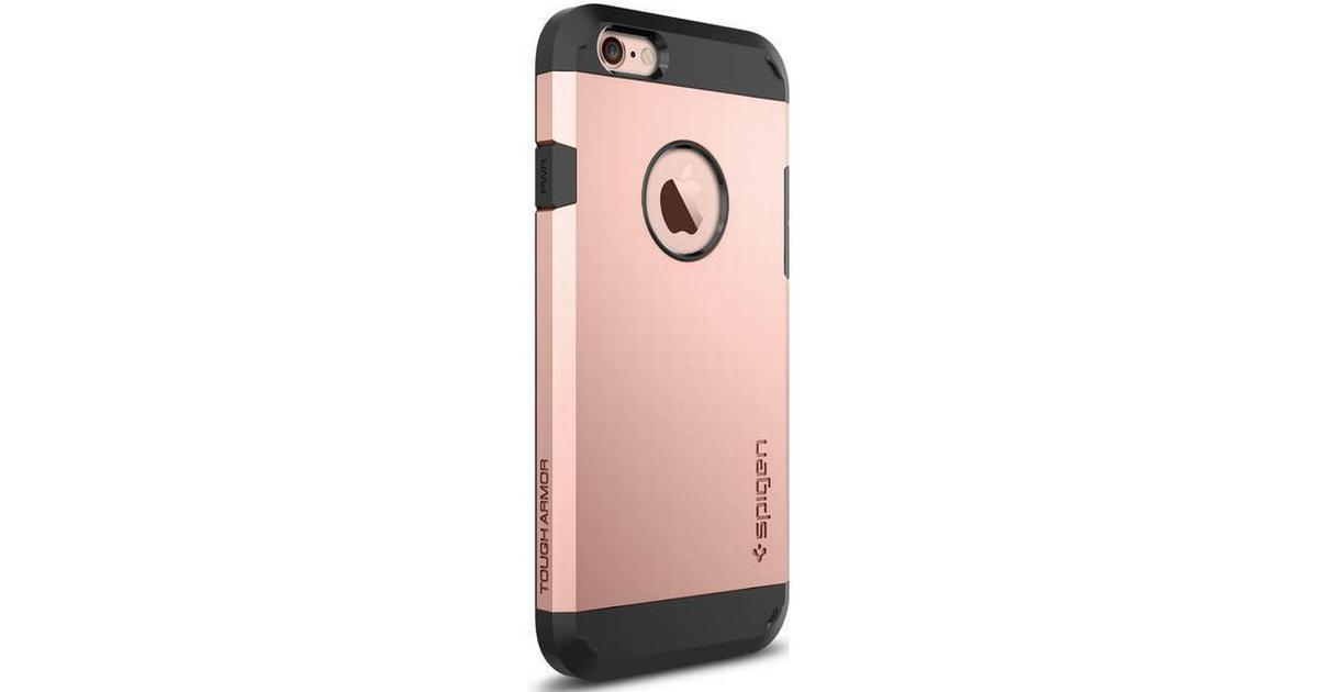 Spigen Tough Armor Case (iPhone 6 6S) - Hitta bästa pris ... 9ac3001a01e0e