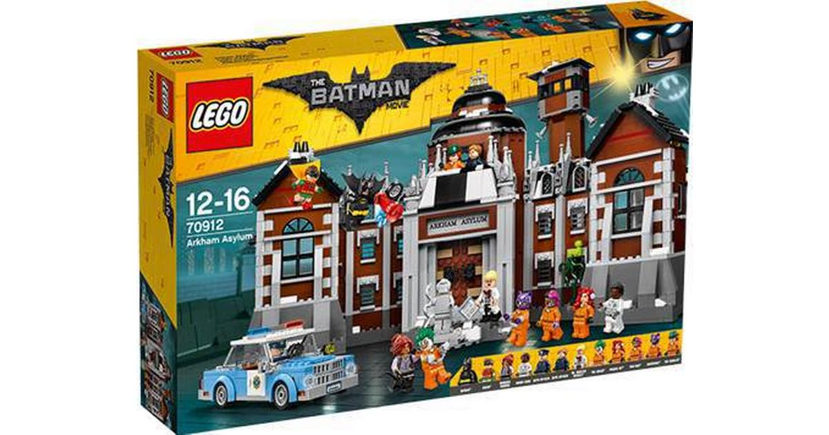Lego the batman movie arkham asylum 70912 hitta b sta pris recensioner och produktinfo - Superman en voiture ...