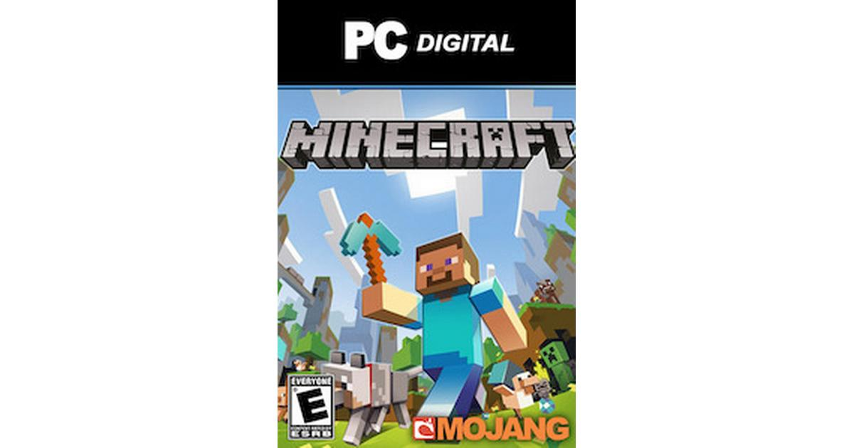 Minecraft PC - Sammenlign priser på PriceRunner 666197ffef913