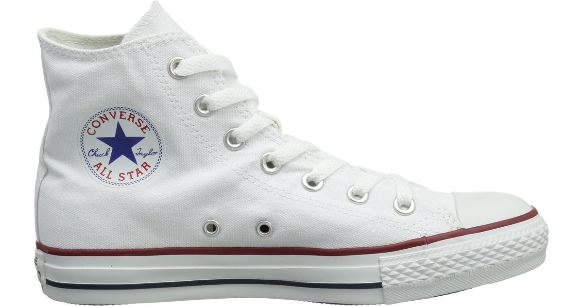 28dd2e7a Converse Chuck Taylor All Star High Top - Optical White - Hitta bästa pris,  recensioner och produktinfo - PriceRunner