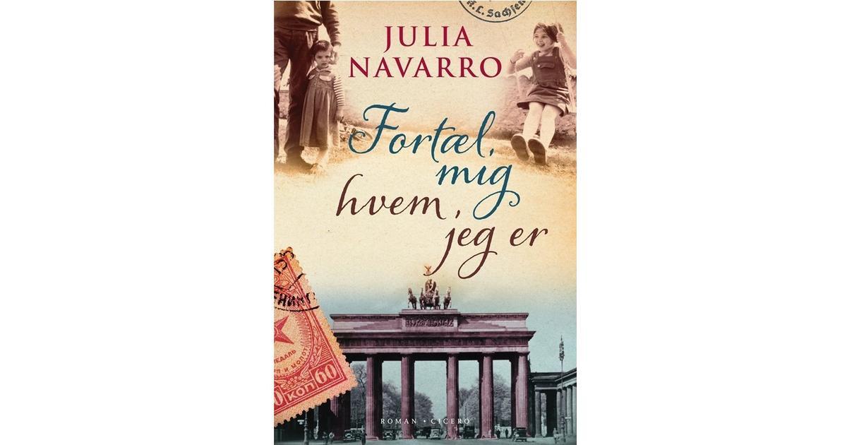 julia navarro fortæl mig hvem jeg er