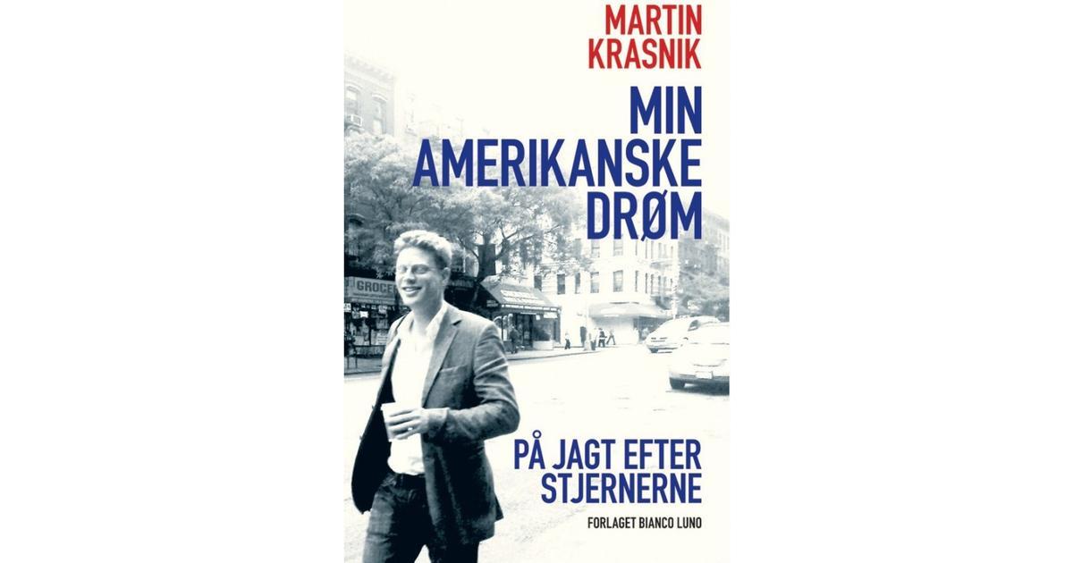 28ce08134 Min amerikanske drøm: På jagt efter stjernerne, Lydbog MP3