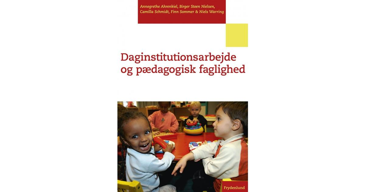 pædagogisk faglighed