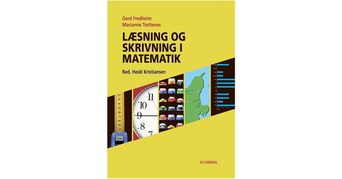 læsning og skrivning i matematik
