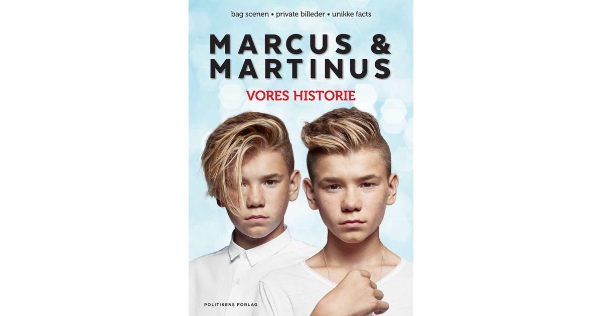 marcus og martinus bog