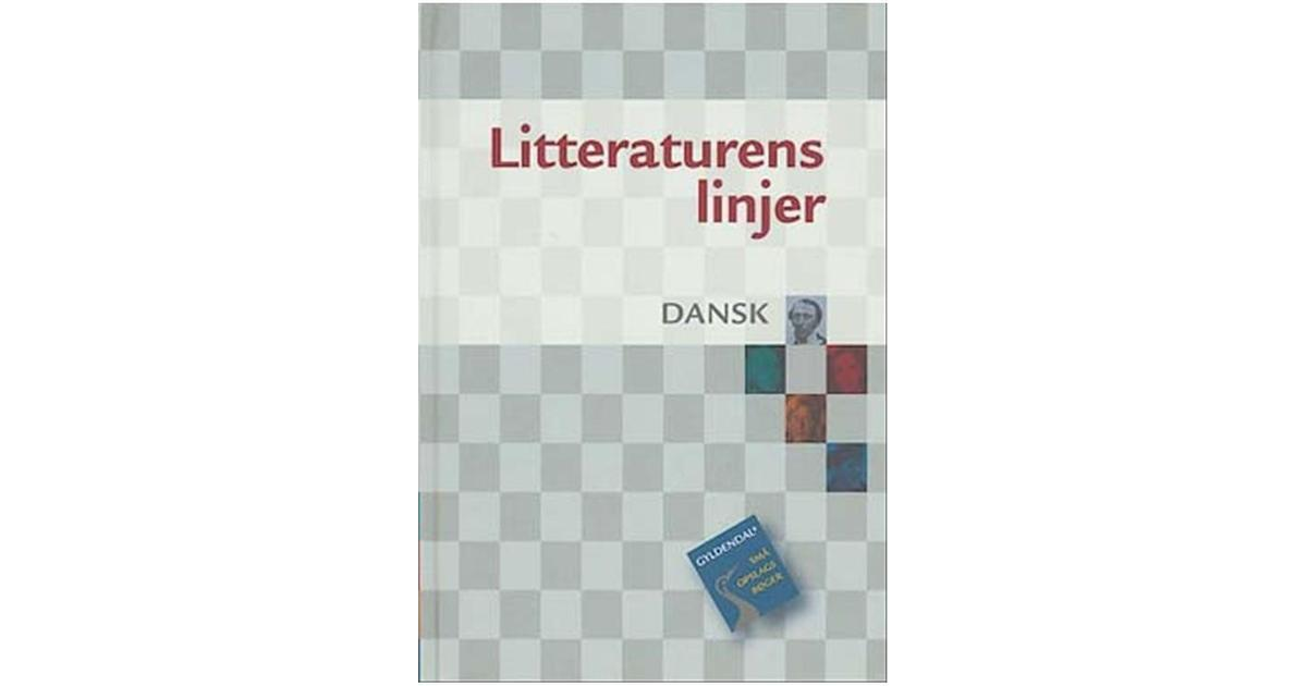 litteraturens linjer online