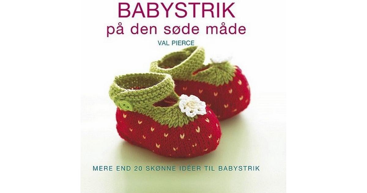 1c093400f0b9 Berømte Babystrik på den søde måde