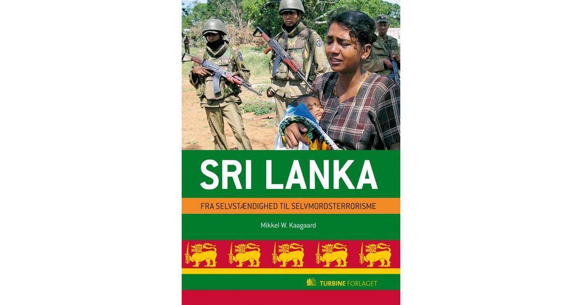 bøger om sri lanka på dansk
