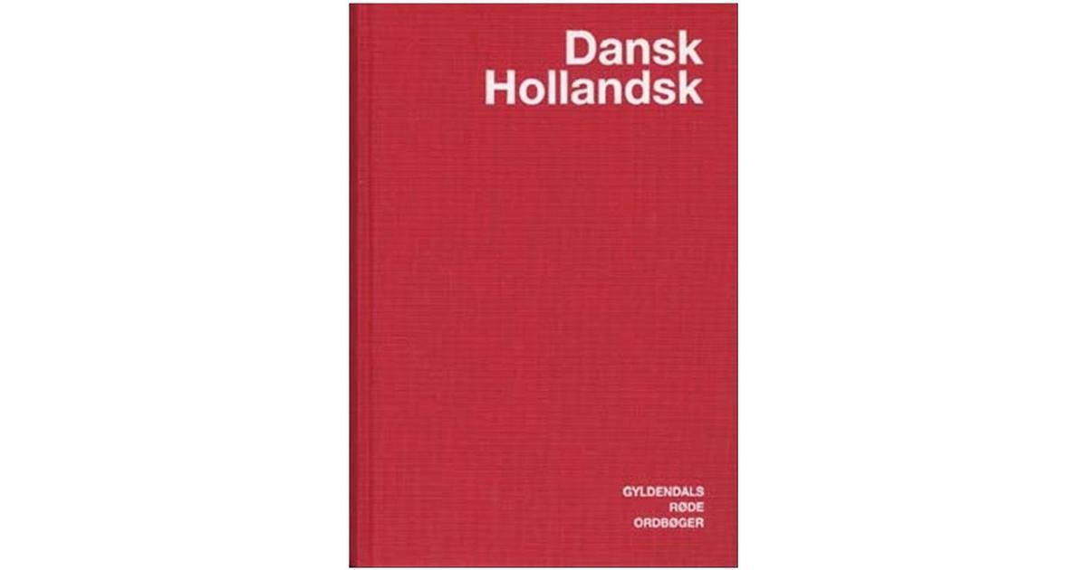 ordbog hollandsk dansk