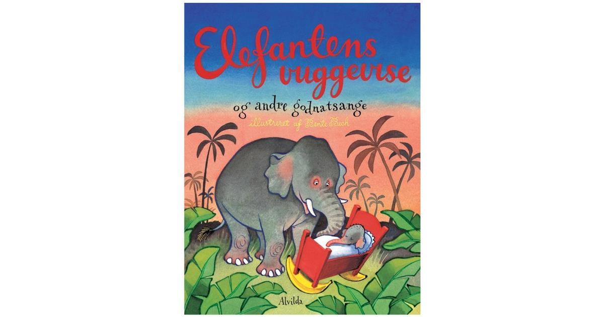 elefantens vuggevise bog