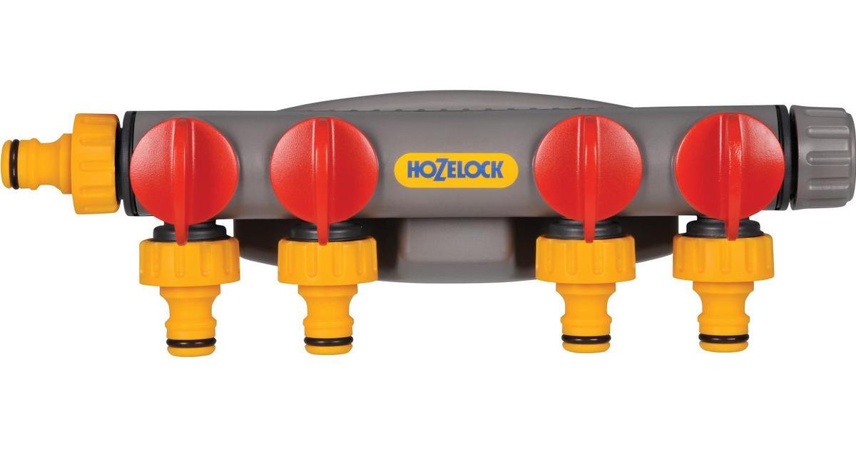Hozelock 4 Way Tap Connector - Hitta bästa pris 84d4a8c1b87b9