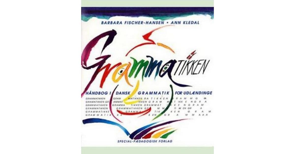Grammatikken: håndbog i dansk grammatik for udlændinge, Hardback - Sammenlign priser hos PriceRunner