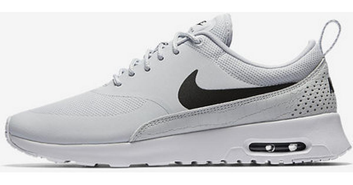 huge discount 1e5af 8390a Nike WMNS Air Max Thea - Black White - Hitta bästa pris, recensioner och  produktinfo - PriceRunner