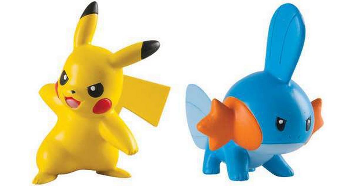 7ff51ee8c5ad75 Tomy Pokémon Battle Mudkip vs Pikachu Figur - Hitta bästa pris, recensioner  och produktinformation på PriceRunner Sverige