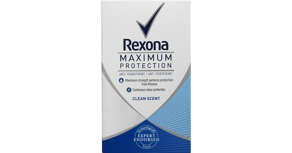 rexona maximum protection återförsäljare