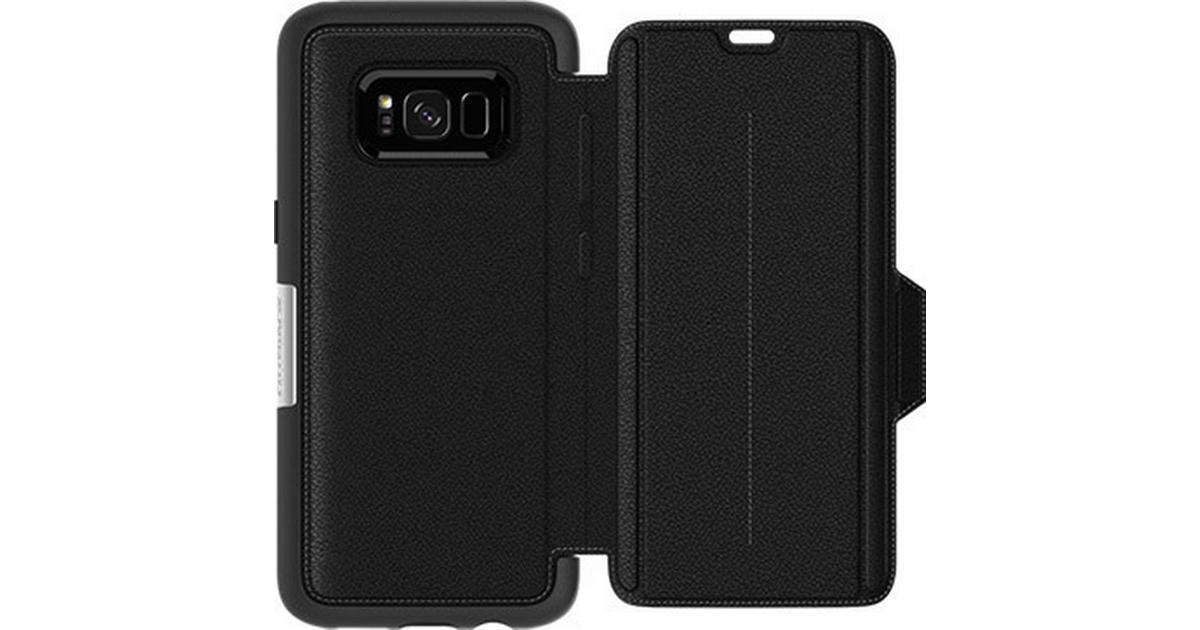 pretty nice 513aa 35f0b OtterBox Strada Folio Case (Galaxy S8)