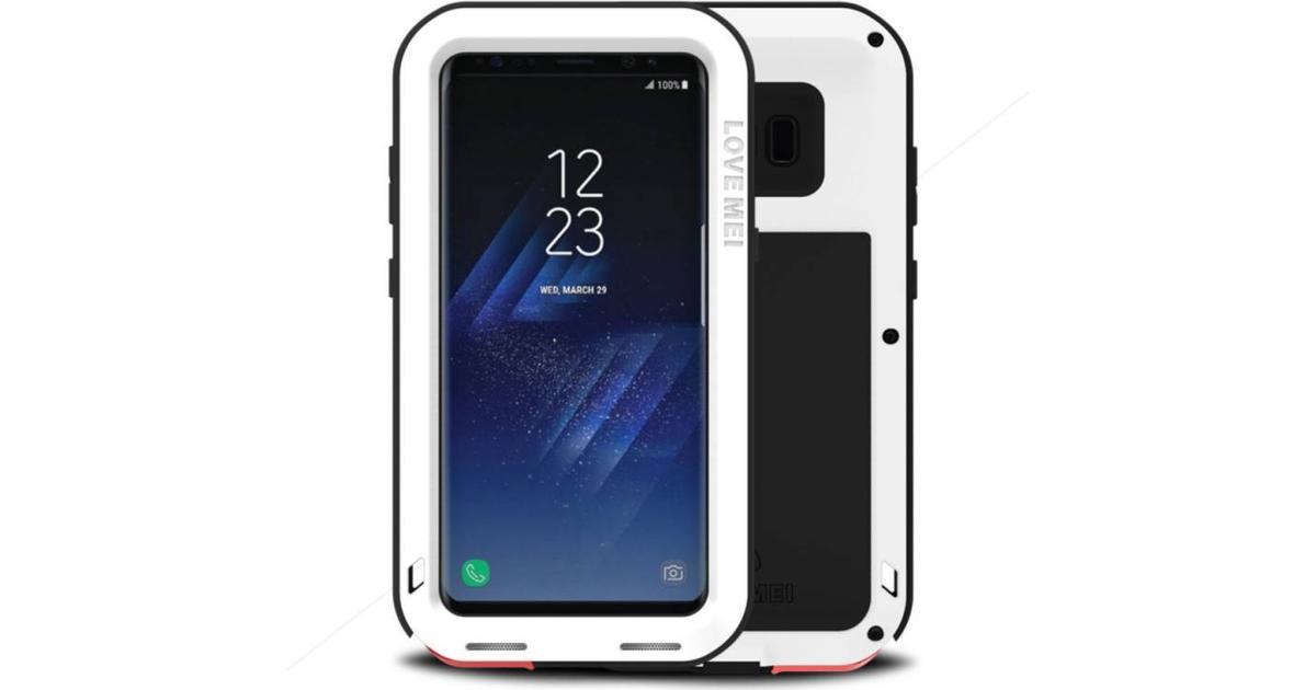 watch 9ec01 66dfe LOVE MEI Powerful Case (Galaxy S8)